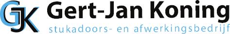 Stukadoors- en afwerkingsbedrijf Gert-Jan Koning